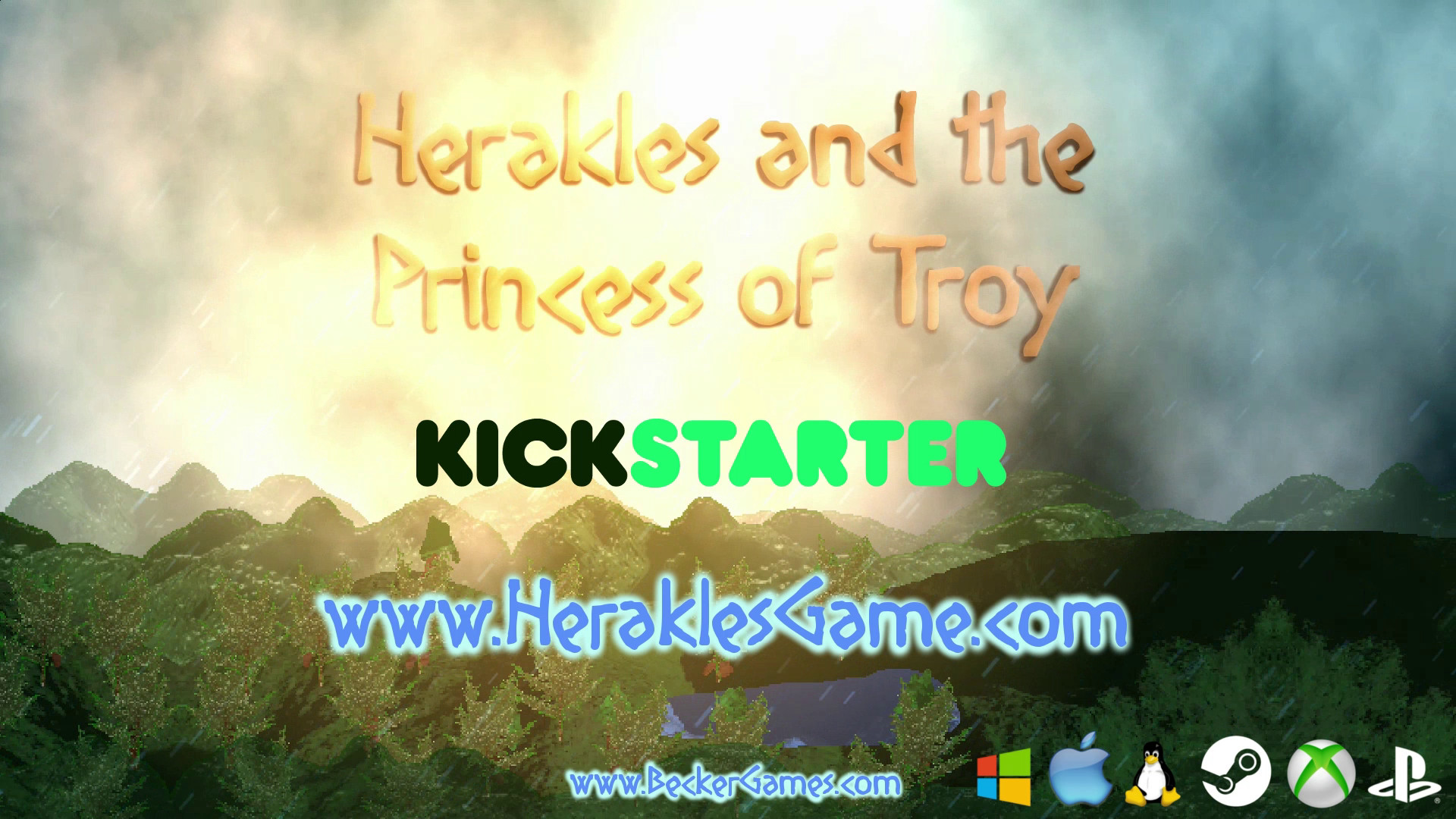 Herakles and The Princess of Troy